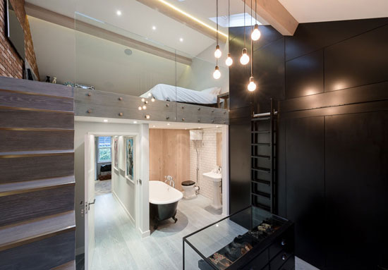 CZWG and Tony Michael-designed modern townhouse in St Pauls Mews, London NW1