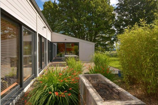 On the market: Cedar House modernist property in Chapelhill, Logiealmond, Perthshire