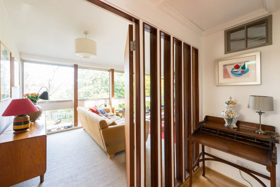 1960s Austin Vernon & Partners-designed house on Peckarmans Wood, London SE26