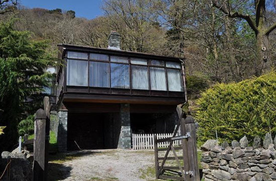 On the market: 1960s midcentury-style timber house in Penrith, Cumbria