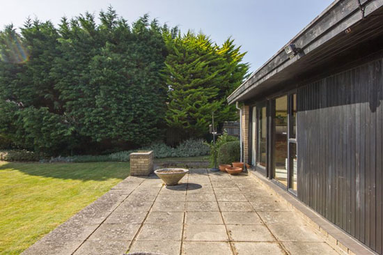 1960s midcentury modern house in Penarth, Vale of Glamorgan