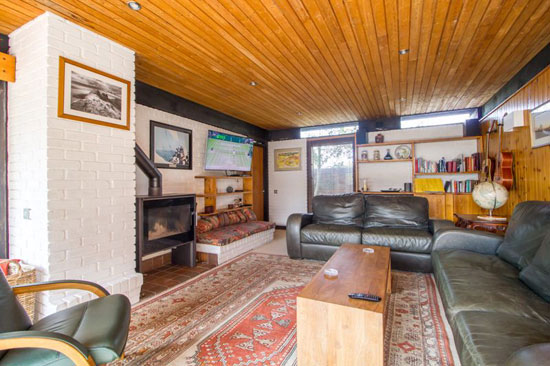1960s Hird and Brooks midcentury modern house in Penarth, Vale of Glamorgan
