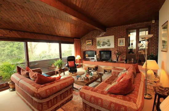 1980s Headland House modernist five-bedroom house in Piddinghoe, Newhaven, East Sussex