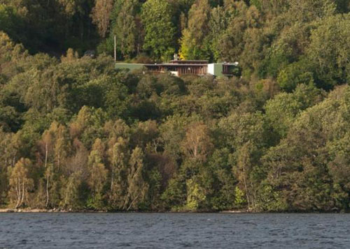 On the market: 1970s Loch Tummel House in Strathtummel, Pitlochry, Scotland