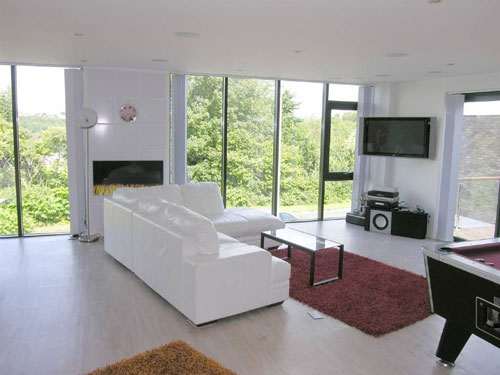 1960s-designed three-bedroomed house in Plymouth, Devon