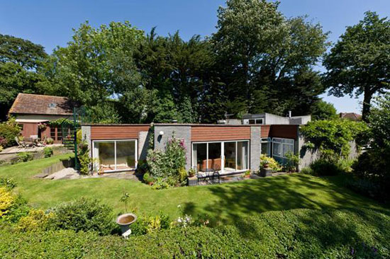 On the market: 1960s three-bedroom single-storey property in London SW16