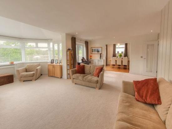 Five bedroom 1930s art deco property in Poole, Dorset