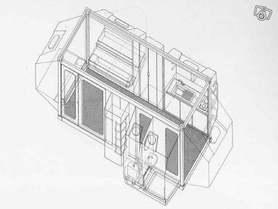 On the market: 1960s AUA-designed Tetrodon module