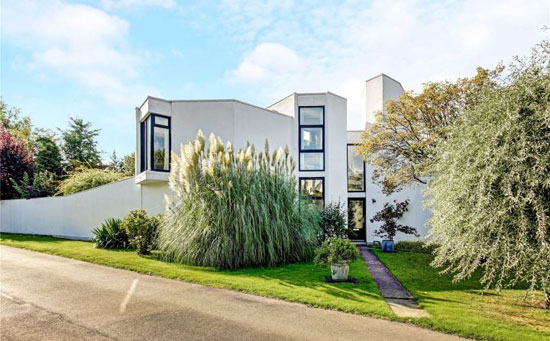 1970s modernism: Bob and Tim Organ-designed property in Flax Bourton, Somerset
