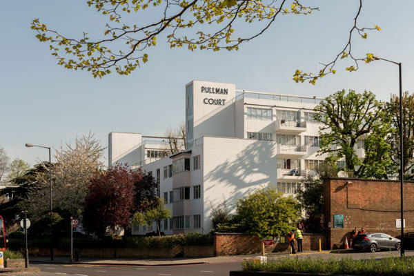 art deco apartment flat in the 1930s frederick gibberd designed