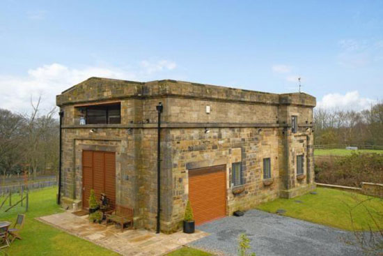 On the market: The Pump House in Ilkley, West Yorkshire