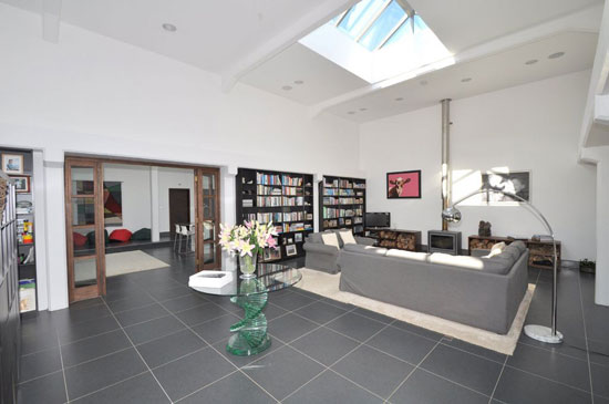 Former pumping station turned five bedroom home in Nutbourne Common, Pulborough, West Sussex