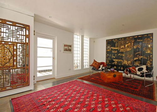 Five-bedroomed art deco property on Putney Heath, London SW15