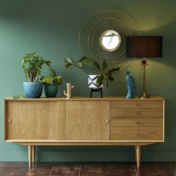 Midcentury interior: Quilda furniture range at La Redoute