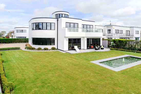 On the market: Contemporary art deco-style property in Frinton-On-Sea, Essex