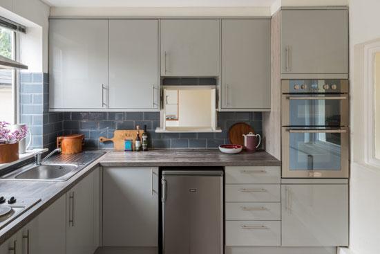 1950s Dex Harrison modern house in Ruislip, Middlesex