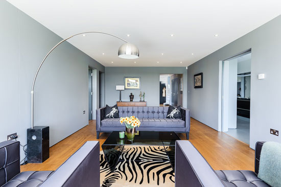 Contemporary art deco-style property in Frinton-On-Sea, Essex