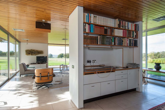 1960s John Schwerdt modernist house in Rye, East Sussex