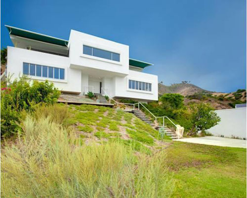 On the market: 1960s modernist Parker Residence in Rancho Palos Verdes, California