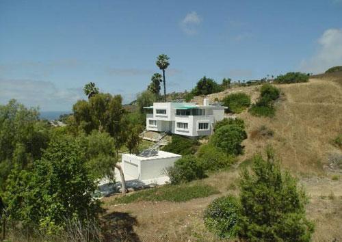 Parker Residence in Rancho Palos Verdes, California