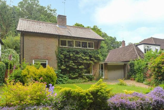 On the market: 1950s Ren Fer-designed midcentury property in Chorleywood, Hertfordshire