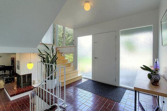 1960s Guy W. Pierce-designed modernist property in Redlands California, USA