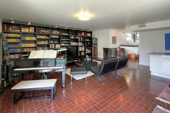1960s Guy W. Pierce-designed modernist property in Redlands California, USA
