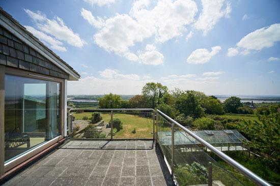 1960s Reginald Gale-designed midcentury modern property in Barnstaple, Devon