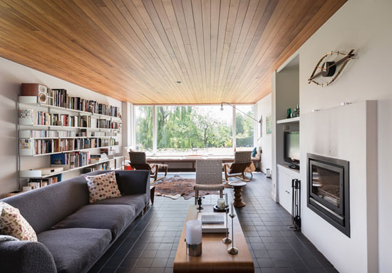 1960s John Penn-designed modernist property in Rendham, Suffolk
