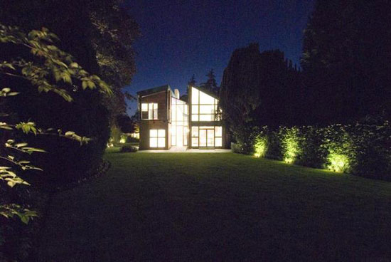 On the market: Four-bedroom contemporary modernist property in Richmond, Surrey