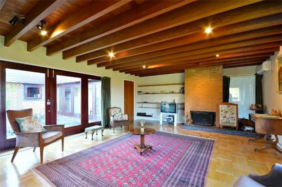 On the market: 1960s modernist property in Rickmansworth, Hertfordshire