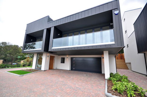On the market: Contemporary modernist-style four-bedroomed property in Rochester, Kent
