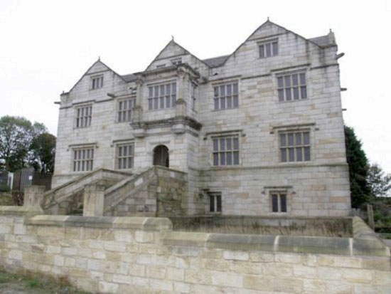 Grade II-listed and renovated Clegg Hall in Rochdale, Lancashire