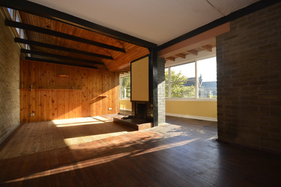 Renovation project: 1960s modernist property in Bridge of Allan, Stirling, Scotland