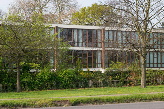On the market: 1960s Royston Summers-designed modernist property in London SE3