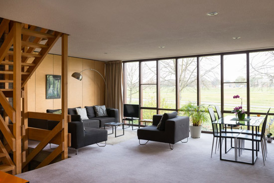 1960s Royston Summers-designed modernist property in London SE3