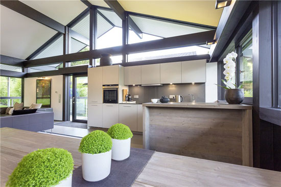 Huf Haus property in Kingston Hill, London SW15