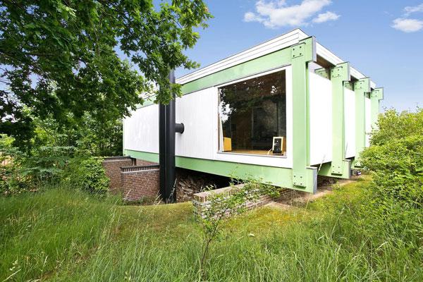 17. Jesper Lund-designed property in Hillerod, Denmark