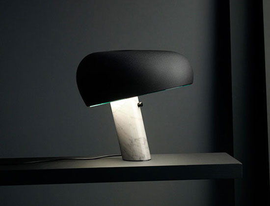 Flos Snoopy table lamp gets a limited edition 50th anniversary issue