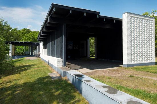 25. 1960s Knud Joos-designed modernist property in Skagen, Denmark