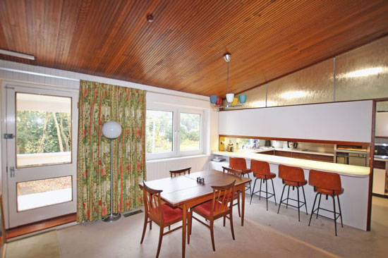 1960s modernist time capsule in Southampton, Hampshire