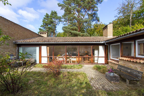 8. 1950s Jorn Utzon-designed modernist property in Helsingor, Denmark