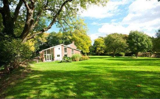 1960s Snap House five-bedroom property in Liss, Hampshire