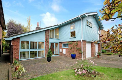 1960s four-bedroom detached house in Everton, Sandy, Bedfordshire