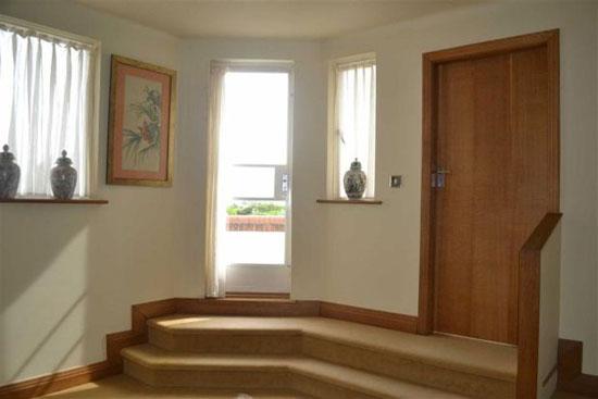 1930s Sark House art deco property in Rustington, West Sussex