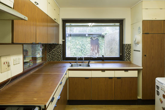 1960s Aage & Carol Moller-designed Scandinavian-style property in Plummers Plain, West Sussex