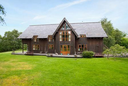 On the market: RachanHus three-bedroom Scandinavian-style property in Broughton, Peeblesshire, Scotland
