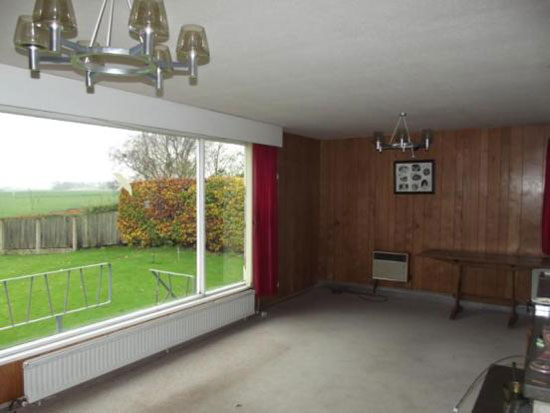 1970s architect-designed four bedroom house in Lebberston, near Scarborough, North Yorkshire