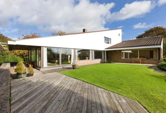 On the market: The Quarry 1960s Morris & Steedman-designed modernist property in Gullane, East Lothian, Scotland