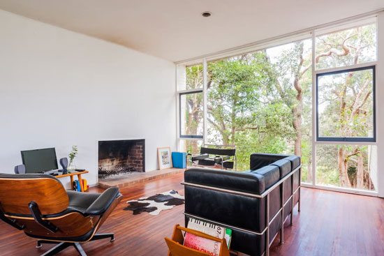 Airbnb find: 1950s Harry Seidler-designed modernist property in Newport, New South Wales, Australia
